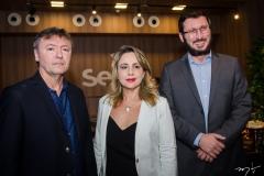 Maurício Filizola, Georgia Philomeno e Rodrigo Leite (1)