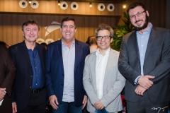 Maurício Filizola, Luiz Gastão Bittencuort, Fabiano Piuba e Rodrigo Leite (1)