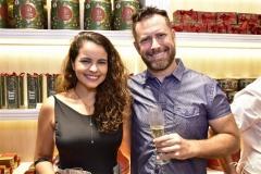Clara Castelo Branco e Dalmo Gomes