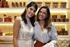 Flávia Laprovitera e Luciana Barbosa