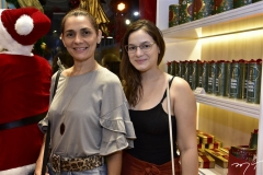 Janice Ibiabina e Dara Martins