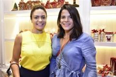 Larissa Falcão e Wanádia Martins