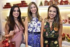 Marcella Torres de Melo, Consuelo Nobrega e Alyne Bezerra