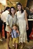 Patricia e Bento Goes e Flávia Laprovitera