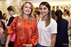Teresa e Flávia Beltrão