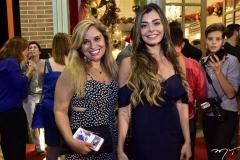 Valeria Martins e Mayra Bezerra