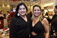 Vivi Almada e Tatiana Luna