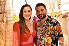 Guiliana Botelho e Marco Abreu