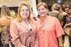 Ana Lia Gracioli e Graça Romcy