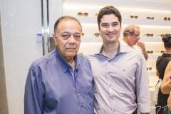 Bismarck Maia e Thiago Dias