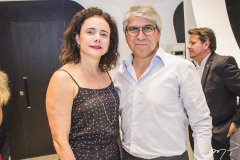 Cristiane Araújo e Carlos Guilherme