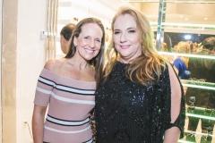 Denise Pinheiro e Luiziane Cavalcante