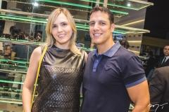 Elizabeth Marques e Gustavo Vilas Boas