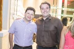 Eugênio Giffoni e Rodrigo Vicentini