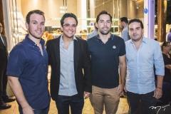 Gilberto Moita, Panta Neto, Luiz Valmir e Thiago Beige