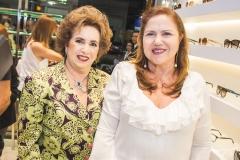 Leda Maria e Germana Viana