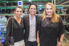 Márcia Travessoni, Panta Neto e Luiziane Cavalcante