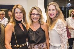 Maira Silva, Lilian Porto e Marjorie Marshall