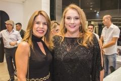 Maira Silva e Luiziane Cavalcante