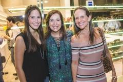 Marcela Teixeira, Adriana Teixeira e Denise Pinheiro