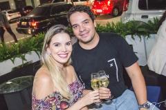 Nathália Ponte e Thiago Holanda