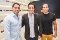 Olavo Egydio, Panta Neto e Fernando Bastos