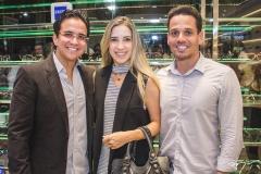 Panta Neto, Liana Sá e Rafael Sá