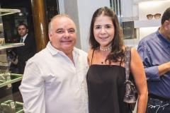 Pedro Carapeba e Maria Lúcia Negrão