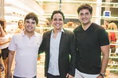 Ricardo Freitas, Panta Neto e Kalil Farah