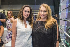 Roberta Nogueira e Luiziane Cavalcante