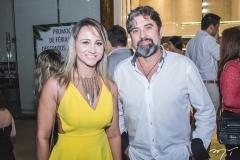 Sara Parente e José Jorge Vieira