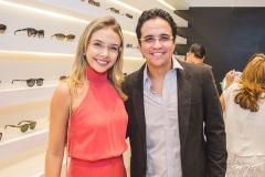 Taís Lopes e Panta Neto