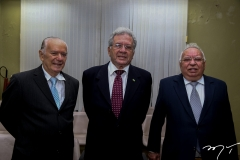 11032019-Seridião Montenegro, Vicente Alencar e Neuzemar Gomes de Moraes