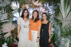 Deborah Bandeira, Harla Pinheiro e Ticiana Machado