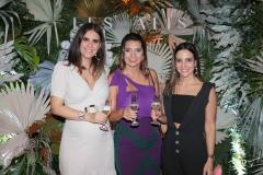 Deborah Bandeira, Márcia Travessoni e Ticiana Machado