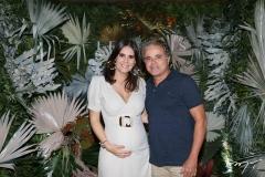 Deborah Bandeira e Ivan Bezerra