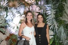 Natalia Cals e Ticiana Machado