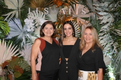 Nena Façanha, Ticiana Machado e Ticiana Uchoa