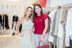Ana Paula Daud e Denise Montenegro