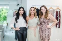 Gabriela Geleilate, Ana Paula Daud e Surama Geleilate
