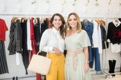 Márcia Travessoni e Ana Paula Daud