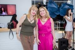 Rebeca Martins e Inês Cals