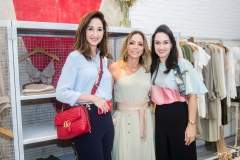 Sarah Gondim, Ana Paula Daud e Carmen Pompeu