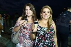 Adriana Pinheiro e Leticia Studart