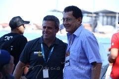 Carlos Glavão e Elpidio Nogueira