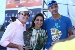 Darlan Leite , Patricia Macedo e Regis Medeiros