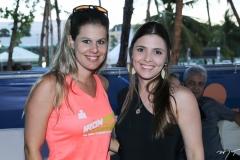 Carol Cantal e Naina Paraíba