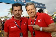 Erick Vasconcelos e Carlos Galvão