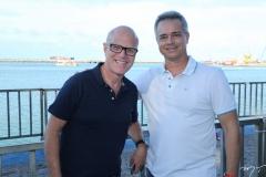 Vitor Ciasca e Yuri Ferrer