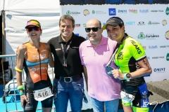Cláudia Dumont, Carlos Galvão, Roberto Cláudio e Flávia Meyer